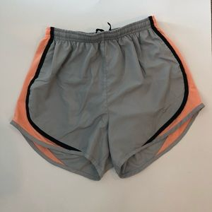 Nike Grey/Peach Shorts